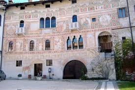 Spilimbergo Castello: affreschi