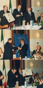 Cardarilli primo presidente 1986